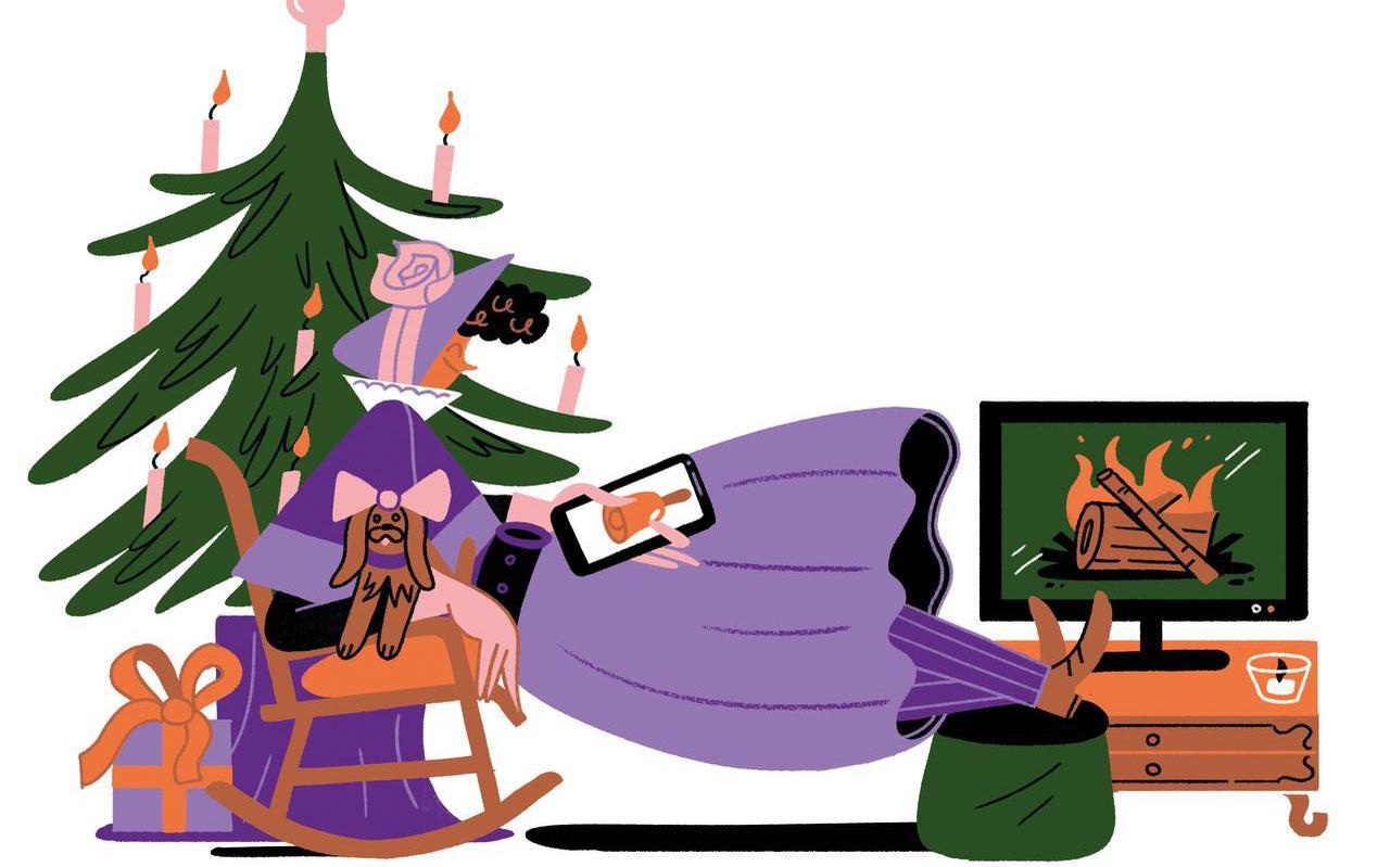 Tips voor een feestelijke kerst in coronatijd.