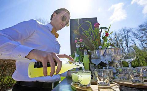 Het is vandaag international Limoncello day.