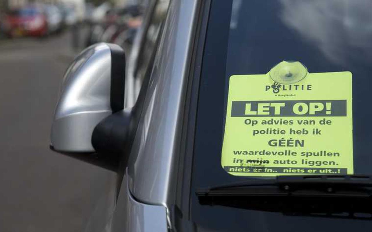 Het aantal autodiefstallen daalde tijdens de eerste helft van dit jaar met ruim 21 procent.