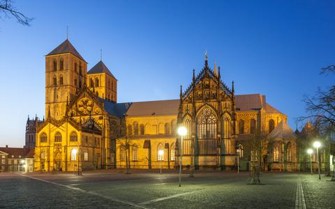 St. Paul's kathedraal in Münster