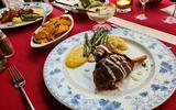 Bij Ponderosa eet je vooral veel vlees.