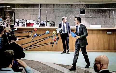 Het is dit keer niet alleen VVD-premier Mark Rutte die in het beklaagdenbankje zit.