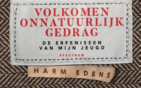 Het boek van Harm Edens.
