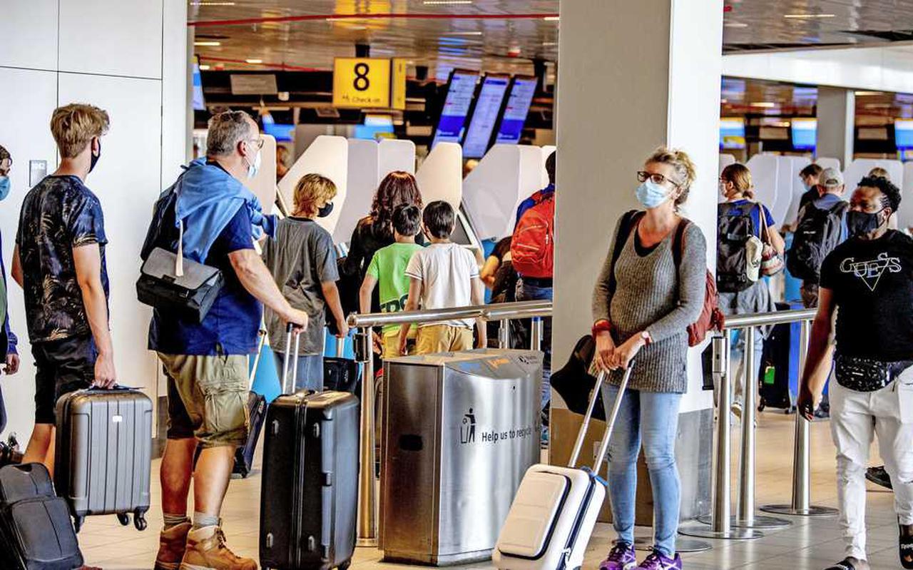 Vanaf zondag heb je een coronabewijs nodig als je terugkeert uit een land met een geel reisadvies.