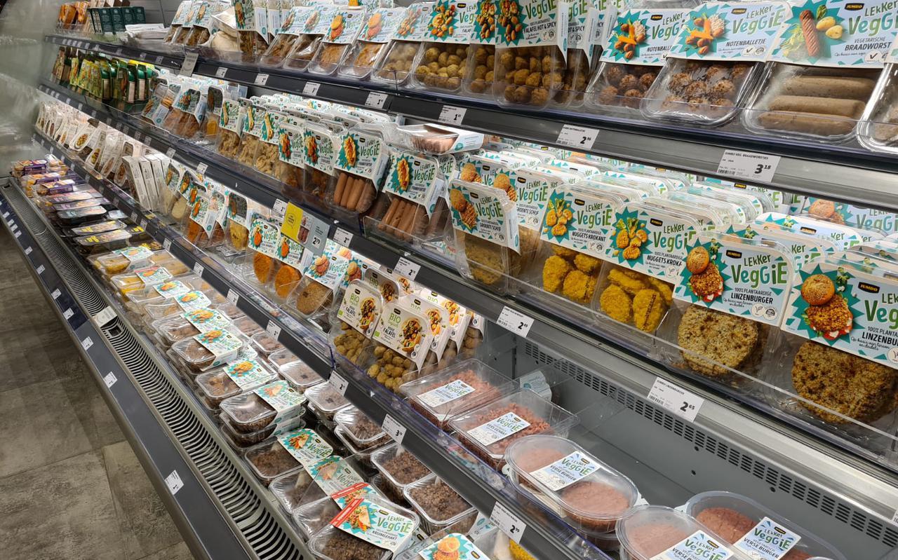 'Er komen steeds betere vleesvervangers op de markt.'