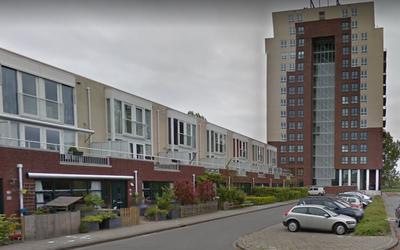 Complex De Marqant in de Groningse stadswijk Paddepoel.
