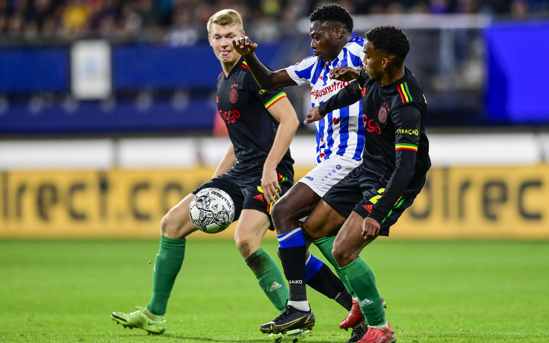 Listen to KOKO Radio |  'Applause for SC Heerenveen after a loss against Ajax and substandard SC Cambuur is waiting for weeks from the truth'