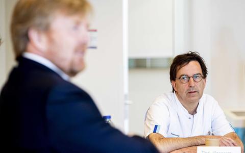 Diederik Gommers spreekt zich uit na snelle daling coronapatiënten op intensive cares: 'Je moet Nederlanders ook weer wat ruimte geven'