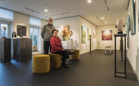 Verbinden en beleven in Kunstkamer Franeker