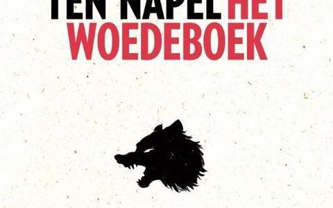 Roelof ten Napel met 'Het Woedeboek' ook in race voor Buddingh'-prijs