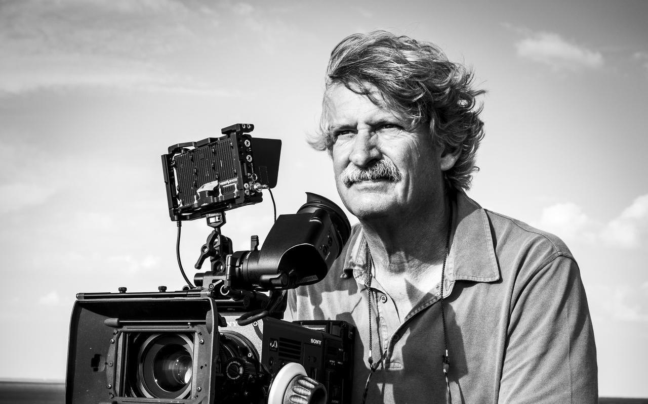 Filmmaker Pieter-Rim de Kroon.