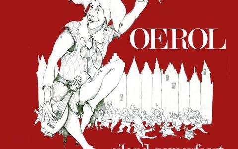VVV op Terschelling veilt replica's van poster eerste Oerol-festival. 'Dit is een leuke manier om Joop Mulder te herdenken'