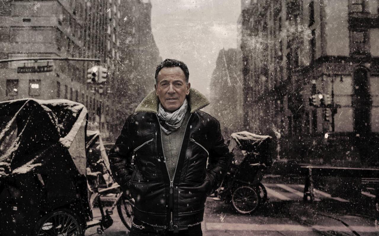 """Bruce Springsteen maakte eindelijk weer een album met zijn E Street Band. Een cadeau bracht inspiratie. ,,In die gitaar zaten de nummers."""""""