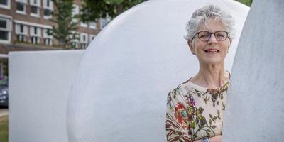 Anna Tilroe: ,,Toen ik merkte dat er genoeg draagvlak was, dacht ik: dit gaat gewoon lukken.'' FOTO JEAN-PIERRE JANS