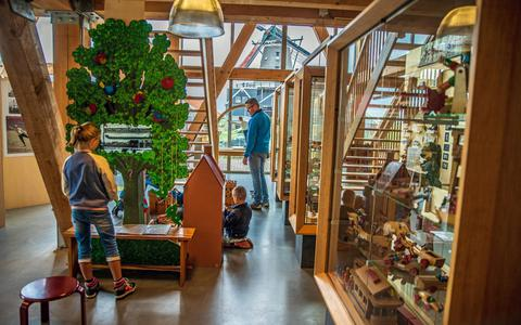 Museumtest: met hout heeft stad IJlst goud in handen