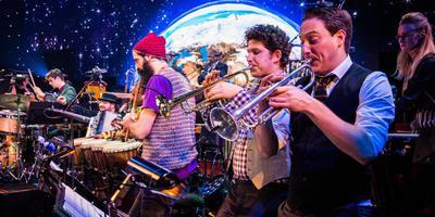 Nederlands Blazers Ensemble met nieuwjaarsconcert.