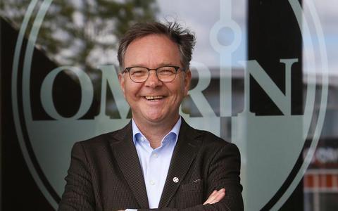 Omrin-directeur John Vernooij duwt, trekt en enthousiasmeert: 'Iemand moet het doen'