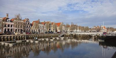 Noorderhaven in Harlingen