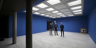 Justin van Vliet, Pieter Hoekstra en Jeffrey Meijer ontwikkelden samen een escaperoom die te gebruiken is voor trainingen op de werkvloer.