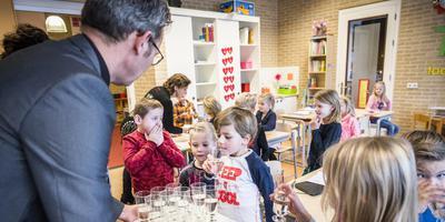 De Opdracht in Ureterp viert zijn excellente status. FOTO LC