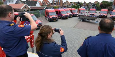 Brandweerlieden zijn enorm te spreken over de nieuwe voertuigen van de oppervlaktereddingsteams.