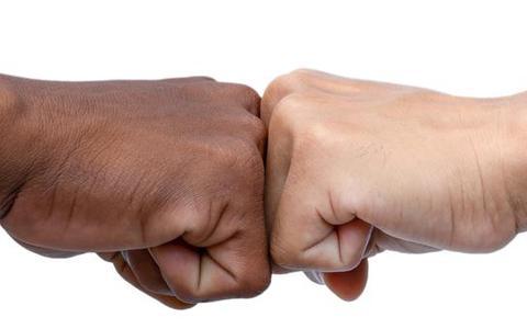 Black lives matter: 'In bytsje respekt'