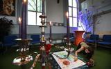 Slapen, schrijven, schilderen: alles mag tijdens de stiltedag in Boksum, als je maar stil bent