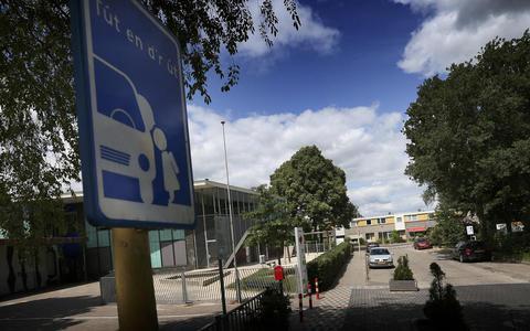 De uitvindersbuurt in Oudeschoot veranderde van een arbeiderswijk in een probleemwijk.  FOTO CATRINUS VAN DER VEEN