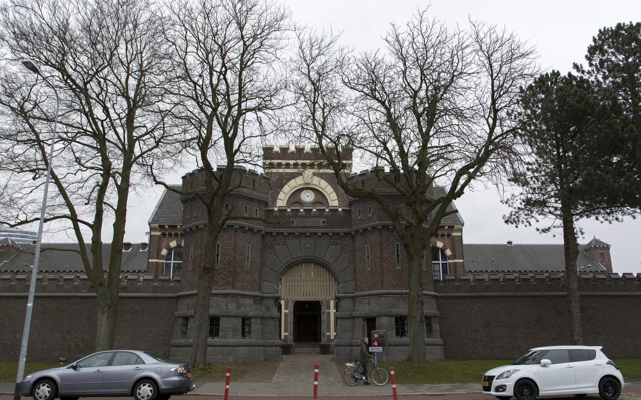 De Van Mesdagkliniek in Groningen, een van de zeven forensisch psychiatrische centra (FPA's), of tbs-klinieken.