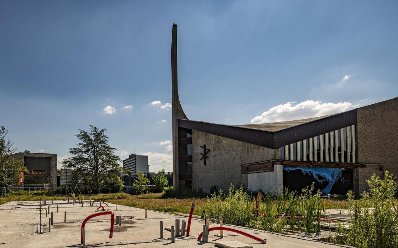 De nieuwe eigenaar van de Adelaarskerk, de SVE-Group, hoopt volgend jaar de herontwikkeling van de Adelaarskerk en omgeving te kunnen beginnen.