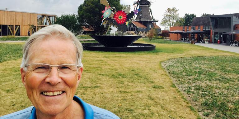 Jan Dijkstra uit Hasselt.
