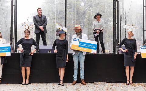 Leeuwarder maakt mooiste hoed van het Prinsjesfestival: 'dit doet mij ongelofelijk goed'