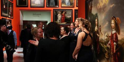 De tentoonstelling Rembrandt & Saskia: Liefde in de Gouden Eeuw was een van de successen van 2018.