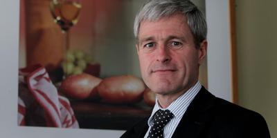 HZPC-directeur Gerard Backx.
