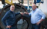 Drie generaties hielpen Friese trucks aan banden