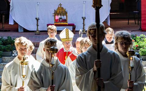 Bisschop Van den Hout: Bonifatius inspireert nog steeds