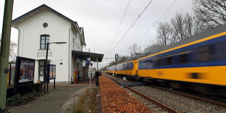 Station Wolvega. FOTO LC/JAN DE VRIES