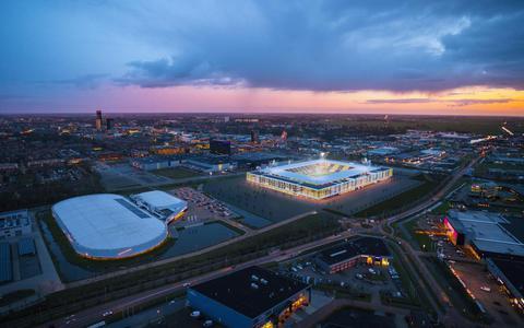 ROC Friese Poort: stadion kan niet wachten