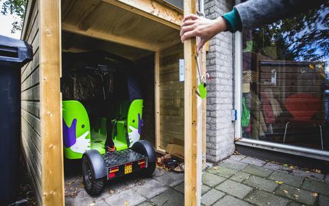 Friesland Lease: 'Faillissement Stint is niet einde van vervoermiddel'
