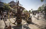 Zwerven door Leeuwarden op zonovergoten Straatfestival
