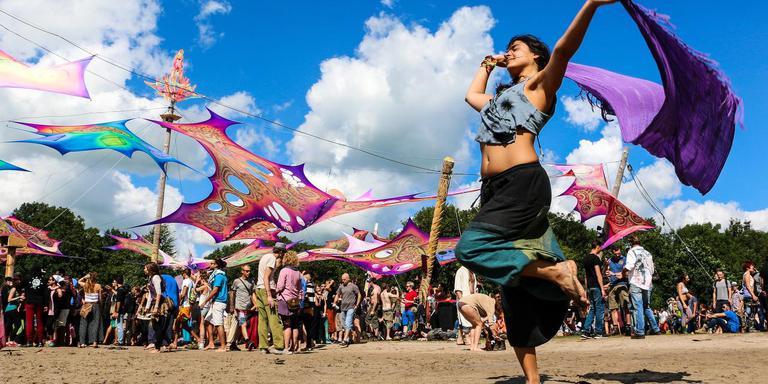Psy Fi is één van de festivals op Groene Ster.
