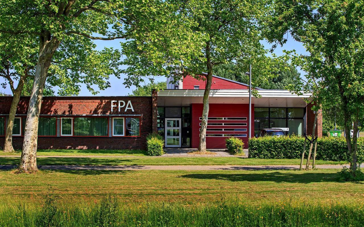 De Forensische Psychiatrische Afdeling, waar GGZ Friesland in Franeker patiënten behandelt met psychiatrische problemen, vaak in opdracht van de rechtbank. FOTO NIELS DE VRIES