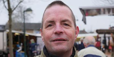Forum-stemmer René Boersma uit Oosterwolde: ,,Ik ben vóór het milieu.'' FOTO LC/ARODI BUITENWERF