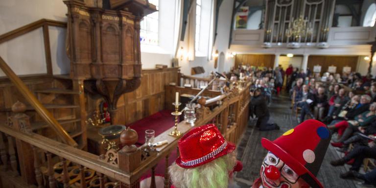 Prachtig interieur: trots en juk van Dorpskerk Huizum - Friesland ...