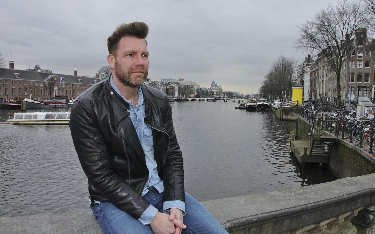 Sipke Jan Bousema: ,,Het is belangrijk dat je publiekelijk en hoorbaar wordt gesteund.''