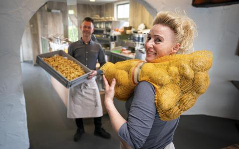 Kroketten, piepers en bijzondere groenten in Veenhuizen