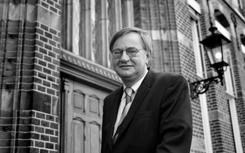Zonder de dinsdag overleden makelaar Jan Boomsma was Post Plaza in Leeuwarden er nooit gekomen