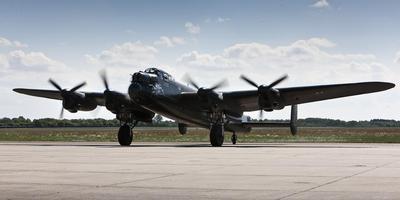 Een Lancaster.