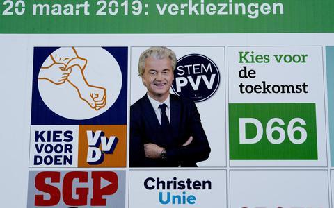 Haagse politiek domineert bij provinciale statenverkiezingen