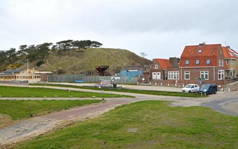 Omwonenden opnieuw in actie tegen bouw appartementen aan Groene Strand Terschelling